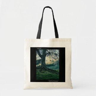Totable Art by Metaphorphosis ~ exposed roots Tote Bag