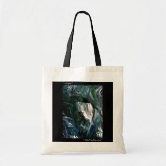 Totable Art by Metaphorphosis ~ in the garden Tote Bag