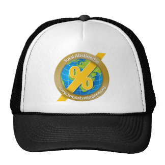 Total Abstinence Logo items Trucker Hat