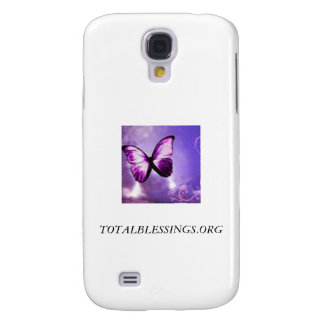 Total Blessings proceeds go to help abused women Samsung Galaxy S4 Case