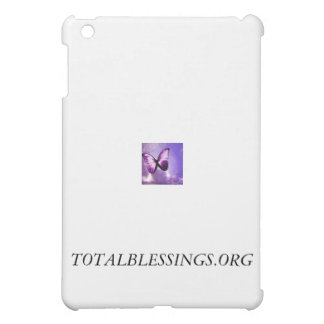 Total Blessings proceeds go to help abused women iPad Mini Cover