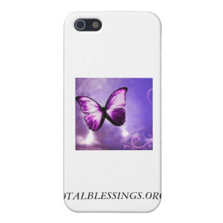 Total Blessings proceeds go to help abused women iPhone 5 Cases