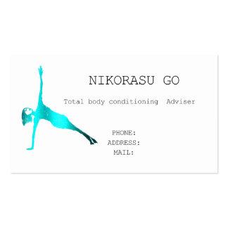 Total body conditioning ビジネスカード