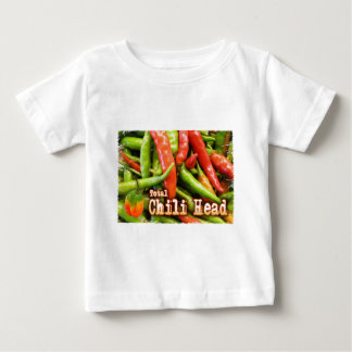 Total Chile Head Baby T-Shirt
