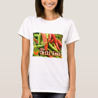 Total Chile Head T-Shirt