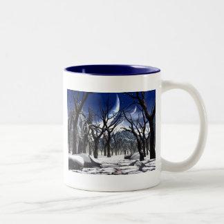 Total Desolation Two-Tone Coffee Mug
