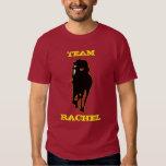 Total Domination (Maroon/Gold) Team Rachel T-shirt