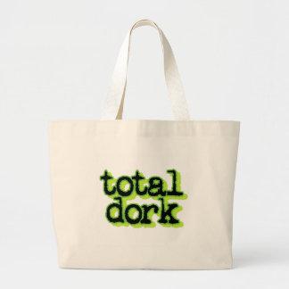 Total Dork Tote Bag