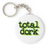 Total Dork Keychain