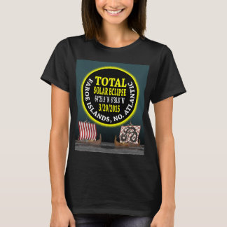 Total Eclipse 3/20/2015 T-Shirt