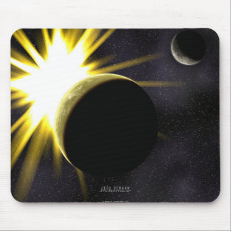 Total Eclipse Mouse Pad