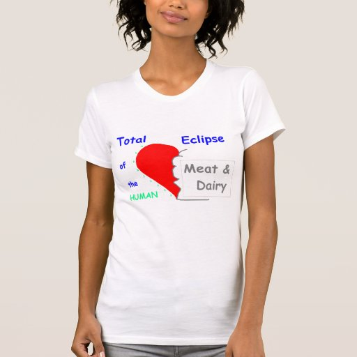 Total Eclipse of the Heart Ladies Shirt
