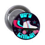 Total Eighties Child Button