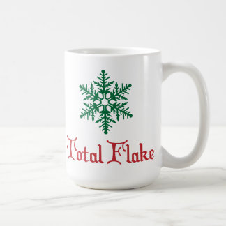 Total Flake Coffee Mug
