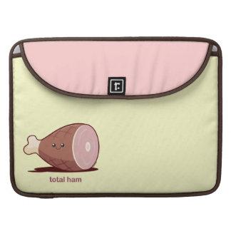 Total Ham MacBook Pro Sleeves