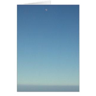 Total Horizon Greeting Card