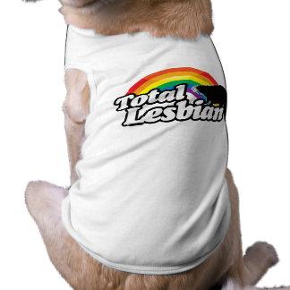 TOTAL LESBIAN BEAVER - png Dog Shirt