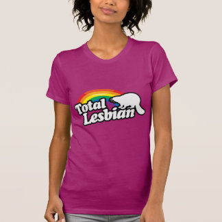 TOTAL LESBIAN BEAVER - WHITE - (2).png Tees