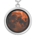 Total Lunar Eclipse 12/20/2010 Custom Necklace