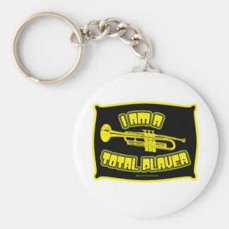 Total Player Keychain