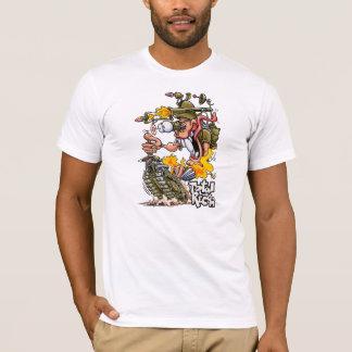 Total Recon White T-Shirt