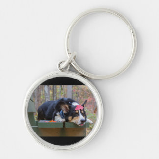 Total Relaxation Keychain