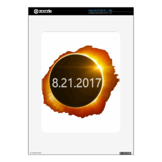 Total-Solar-Eclipse2 Decals For iPad