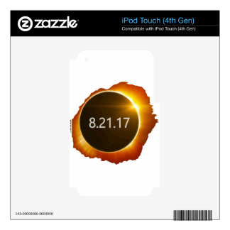 Total-Solar-Eclipse3 iPod Touch 4G Skins