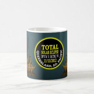 Total Solar Eclipse 11/13/2012 Coffee Mug