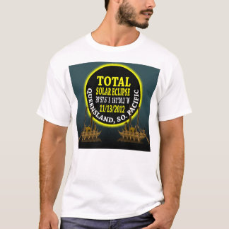 Total Solar Eclipse 11/13/2012 T-Shirt