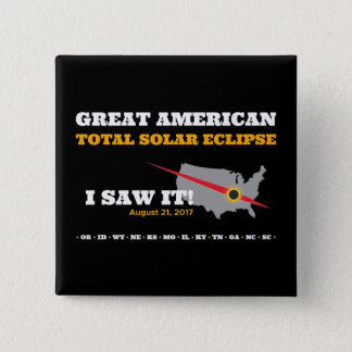 Total Solar Eclipse - 2017 - I saw it! Button
