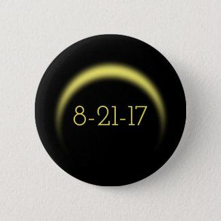 Total Solar Eclipse 2017 Pinback Button