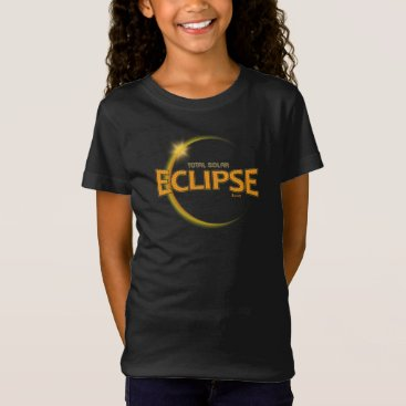 USA Themed Total Solar Eclipse 8-21-17 USA Event T-shirt