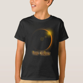 Total Solar Eclipse 8-21-17 USA Event T-shirt