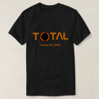 Total Solar Eclipse Event T-Shirt