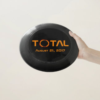 Total Solar Eclipse Event Wham-O Frisbee