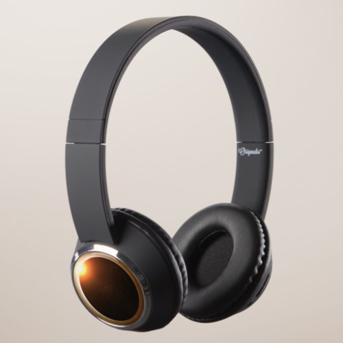 Total Solar Eclipse Headphones