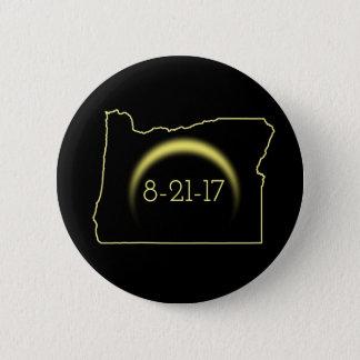 Total Solar Eclipse Oregon 2017 Button