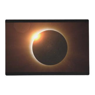 Total Solar Eclipse Placemat