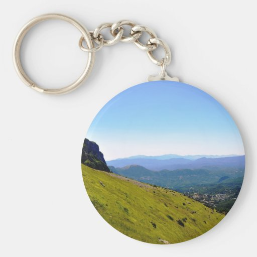 Total Visibility Key Chain