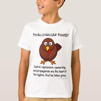 Totalitarian regimes restrict your diet T-Shirt