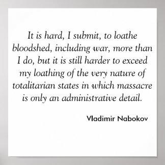 Totalitarian States Poster