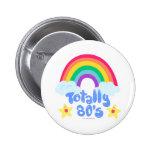 Totally 80s rainbow pins