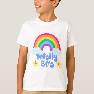 Totally 80s rainbow T-Shirt
