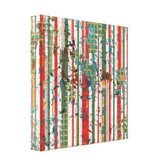 Totally Abstract Canvas Print