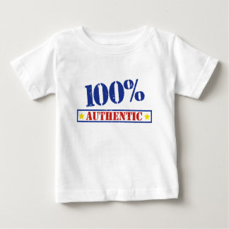 Totally Authentic Stamped Baby T-Shirt