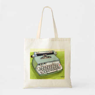 Totally Auto Matic Classic Typewriter Tote Bag