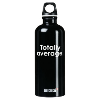 TOTALLY AVERAGE SIGG TRAVELER 0.6L WATER BOTTLE