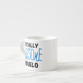 Totally Awesome Abuelo Tshirts and Gifts Espresso Cup