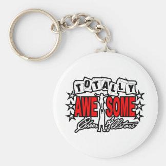 Totally Awesome(B)(zazzle) Keychain
